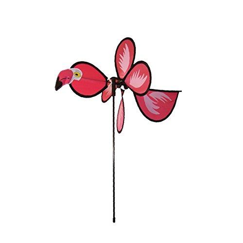 In the Breeze Baby Flamingo Garden Spinner (Flamingo Spinner Wind)