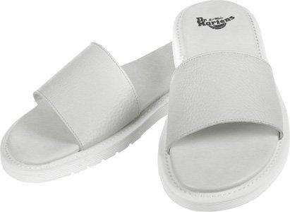 Sandalo Dr Bright Cierra White Donna Da Slide Martens Ii 455BqP