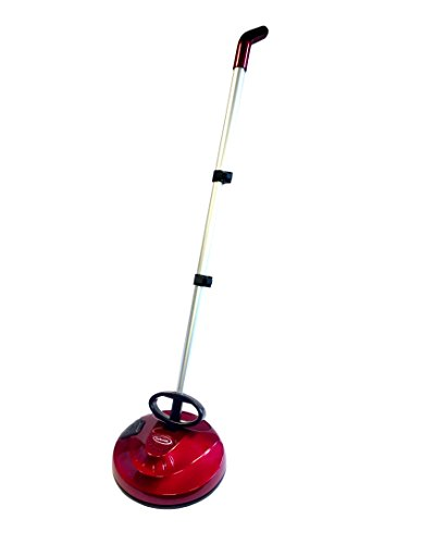 Ewbank CFP700 Cha-Cha 2 Rechargeable Upright and Handheld Cordless Duster Buffer, Red Finish by Ewbank