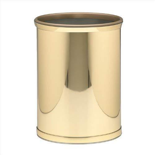 (Kraftware Polished Brass Color )