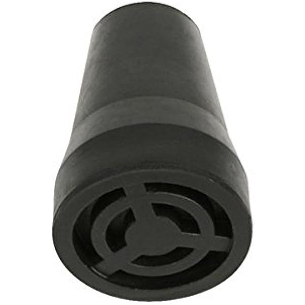 Extremo de goma para bastones y muletas, 22 mm (8 unidades ...