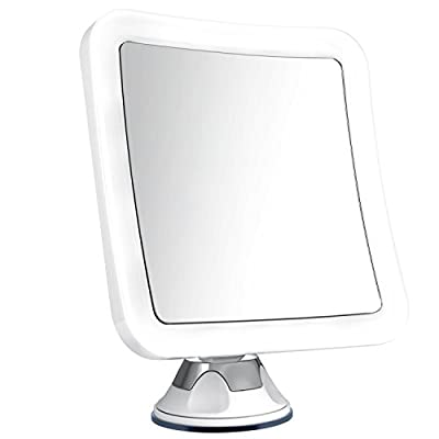Charmax Lighted Makeup Mirror Square