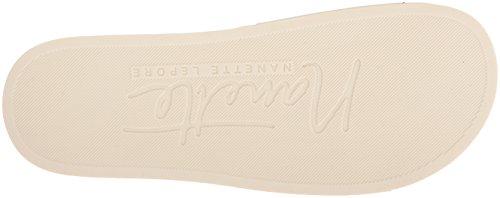 Women's Sandal Slide White Off Nanette Maria Lepore qxSzpz