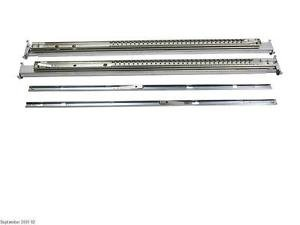 COMPAQ 232793-001 RACKMOUNT KIT SLIDING RAILS & CABLE MNGT ARM 2U