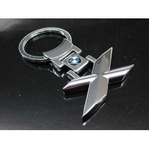 BMW X Series Keychain for X1, X3, X5 and X6