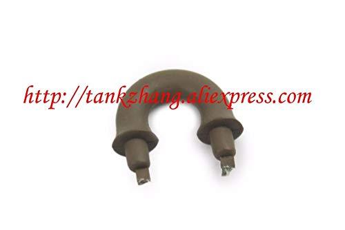 - Hockus Accessories 3838/3838-1 RC Tank Snow Leopard 1/16 Spare Parts No. D7 Plastic Hook-Small
