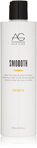 AG Hair Smoooth Sulfate-Free Argan & Coconut Shampoo 10 fl. oz