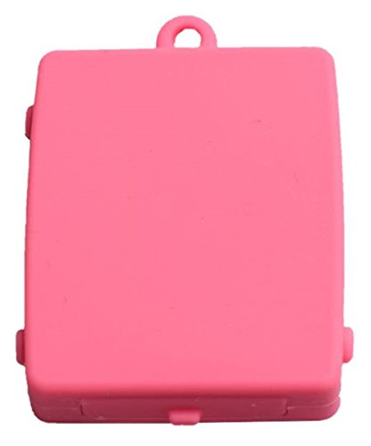 Tac-Touch Pocket Type Watch Color:Carnation Pink Unisex. Presenting time by tactile vibration. by Tac-Touch