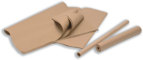 Smartbox Pro Packpapier Rolle 70 g/m² 500mmx25m braun