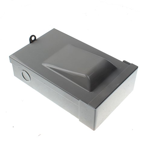 Friday Part FPDS-60AN Metallic/Galvanized Steel Enclosure Non Fused 60 AMP Disconnect Box 240V