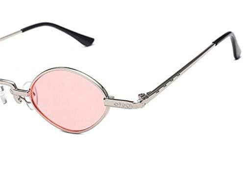 cadre lunettes FlowerKui petit Silver lunettes soleil de UV400 soleil Unisexe de protection extérieur lunettes de qEF4BPwE