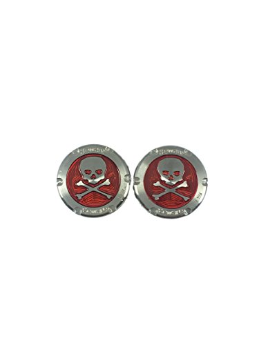 Deluxe Parsaver Putter Weights – Skull Bones Design for Titleist Scotty Cameron Putters – Fits Studio Select GoLo California Futura X Blade Mallet Style