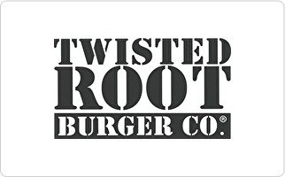 Twisted Root Burger Co. Gift Card ($25)