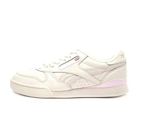 Paper Phase Sneaker White Ss19 pink Donna Reebok Chalk Dv3731 qvwAXvTF
