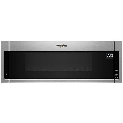 Whirlpool WML55011HS 1.1 Cu. Ft. Stainless Over-the-Range Mi