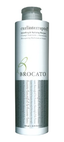 Brocato Curlinterrupted Smoothing & Hydrating Shampoo(10 - Moisture Brocato Shampoo