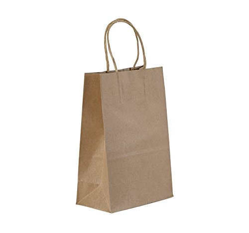 Top 10 recommendation kraft handle bags 250 2019