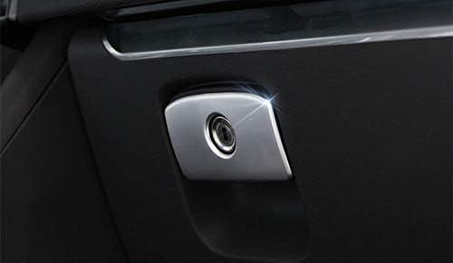 HOTRIMWORLD Interior Center Console Glove Box Switch Button Trim Cover 1pcs