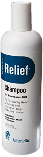 Bayer Relief Shampoo Pets 12 Ounce product image