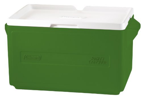 (Coleman 48 Can Party Stacker Cooler)
