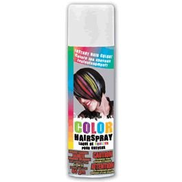 blinkee Temporary Colored Hair Spray White