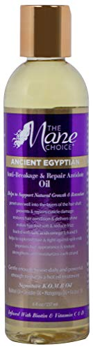 THE MANE CHOICE Ancient Egyptian Anti-Breakage & Repair Antidote Oil - Protect, Repair and Restore Damaged Hair While Promoting Growth and Retention (8 Ounces/236 Milliliters)
