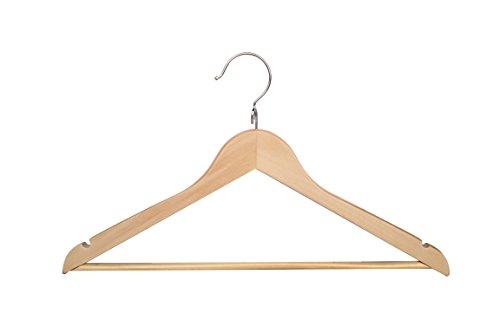 Proman Products KSA9030 Natural Wood Kascade Hanger,