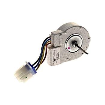 Frigidaire 241509402 refrigerator evaporator for Ge refrigerator evaporator fan motor problems