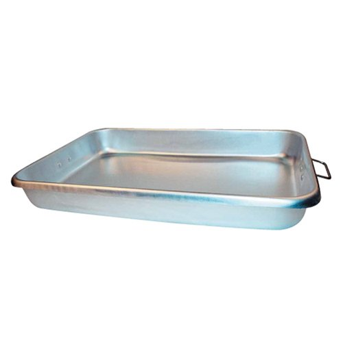 Winware Bake and Roast Pan 26 Inch x 18 Inch x 3-1/2 Inch with Handles ()