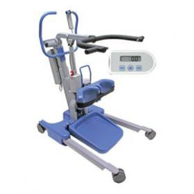 Hoyer Elevate Professional Patient Lift, Sit To Stand, Electric Base With Scale