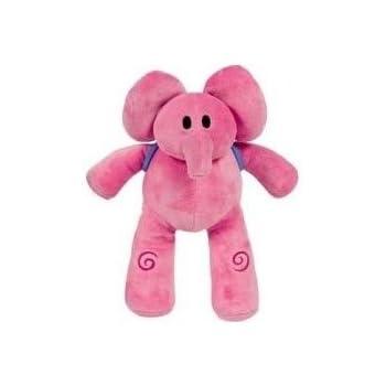 Pocoyo and Friends Mini Plush Characters - Elly