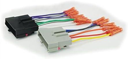 SCOSCHE FD02BCB 1986 97 Pre terminated Connectors product image
