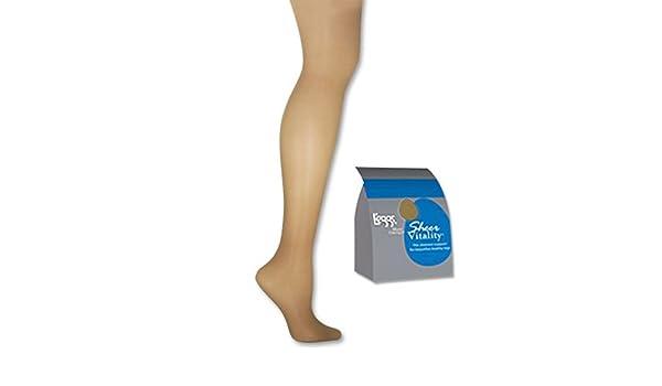 5eef75c998276 Amazon.com: L'eggs Sheer Energy Light Support Leg Control Top, Sheer Toe  Pantyhose_Suntan_B: Sports & Outdoors