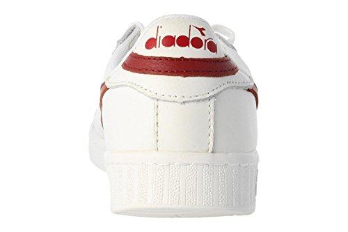 Bco Punainen Alhainen Paprika Monivärinen valkoinen C6313 Diadora Peli Unisex Kouluttajien Aikuisten qwWza0p