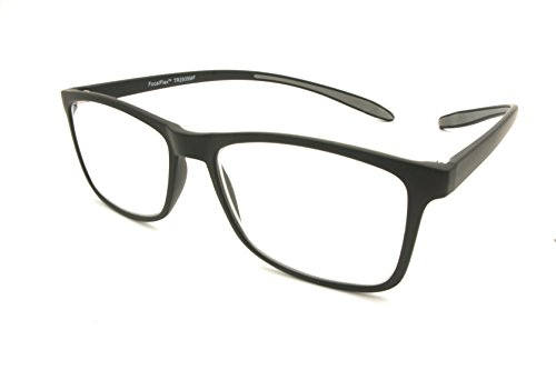 ColorViper Multifocal Progressive Computer Lens Multiple Strengths in 1 Reader Allow Switch Free Multitasking (2935 Hanging Reading TR90 Matte Black, - Sunglasses Lenses Progressive