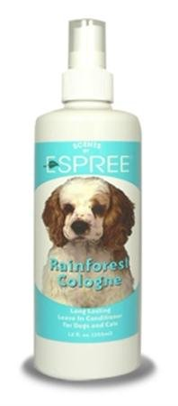 LOVATIC Espree Natural Conditioning Cologne W/Odor Eliminators 4oz-Rainforest