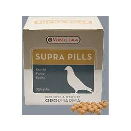 Versele-Laga Supra Pills (256 pills). Velocity Pills for Racing Pigeon by Versele Laga