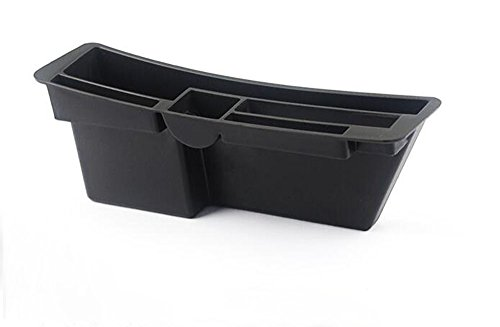 Salusy Car Center Console Water Cup Storage Box Organizer For Audi A4 (Audi A5 Coupe)