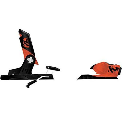 Rossignol Unisex Axial 120 Ski Bindings Fluoro Orange XL