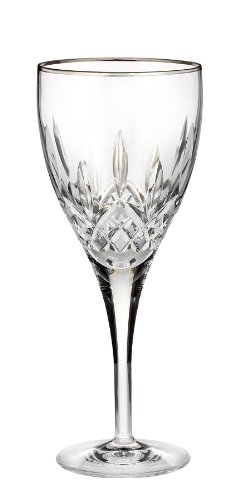 Platinum Goblet (Waterford Lismore Nouveau Platinum Red Wine/Goblet)
