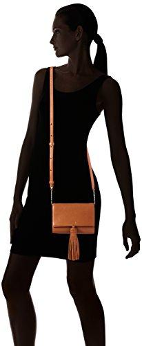 HUGO Teresa-a 10202305 01 - Shoppers y bolsos de hombro Mujer Naranja (Dark Orange)