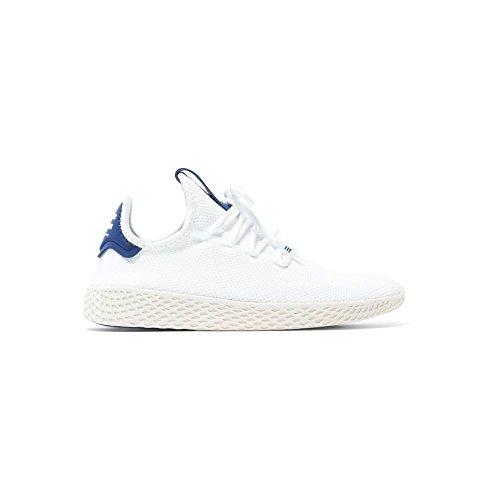 予測下着今(アディダス) adidas Originals レディース テニス シューズ?靴 Pharrell Williams Tennis Hu stretch-knit sneakers [並行輸入品]