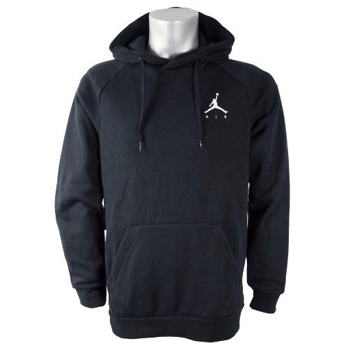 Nike(ナイキ) JORDAN/ジョーダン ジャンプマン ハイブリッド フリース プルオーバー (ブラック)  Large