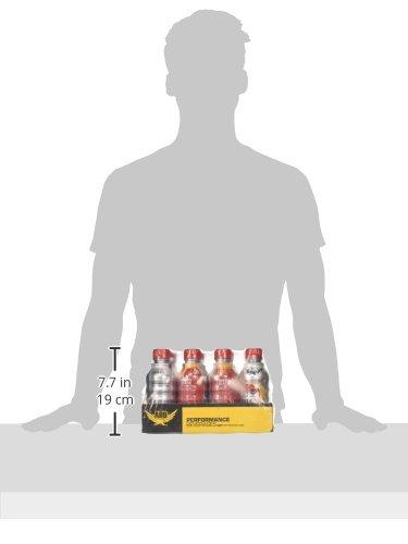 American Body Building Speed Stack, Peach Mango, 18 Fl Oz, 12 Count