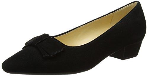 Noir Schwarz Fashion Gabor Shoes Femme 17 Shoes Escarpins Gabor qUgHnHWB