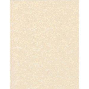 Set of 5 Sheets Natural Parchment Paper 8 1/2