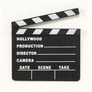 Lights, Camera, ACTION -