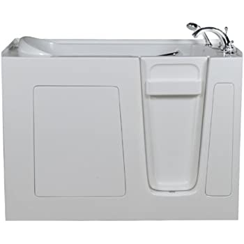 Envy Jetted Regular Right Walk In Tub Bathtubs Amazon Com