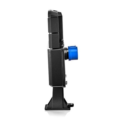 Light Pole Replacement: HyperSelect LED Shoebox Pole Light, 100W (300W HID/HPS