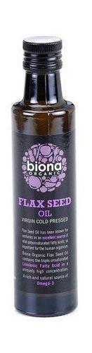 Biona Organic Flax Oil Pack Of 8 by Biona